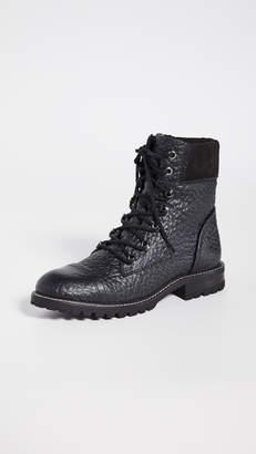 Steven Zofie Combat Boots