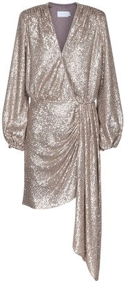 Jonathan Simkhai Roxi sequined minidress