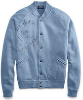 Polo Ralph Lauren Cotton-Blend Baseball Jacket