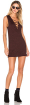 Riller & Fount Elsa Criss Cross Mini Dress