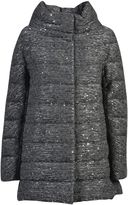 Herno Paillettes Padded Jacket
