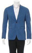 Burberry Two-Button Deconstructed Blazer w/ Tags