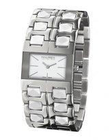 Haurex Italy Women's XA327DW2 Luna White Dial Watch