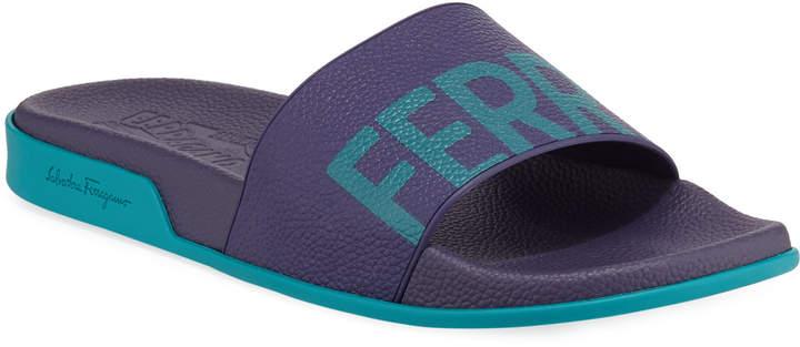 0ade5ee34ccbec Salvatore Ferragamo Men's Sandals | over 30 Salvatore Ferragamo Men's  Sandals | ShopStyle