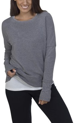 Fruit of the Loom Womens Athleisure Essentials French Terry Sweatshirt