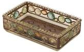 India Ink Boddington Resin Artisan Soap Dish - Bronze