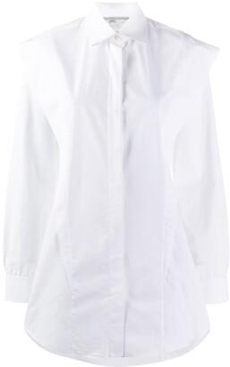 Stella McCartney Structured Shoulder Shirt