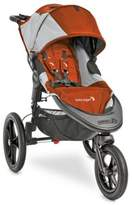 Baby Jogger SummitTM X3 Single Stroller in Orange/Grey