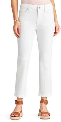 Sam Edelman The Stiletto Crop Bootcut Jeans