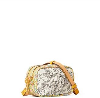 Tory Burch Perry Mixed-Print Mini Bag