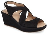 Johnston & Murphy Women's Dana Wedge Sandal