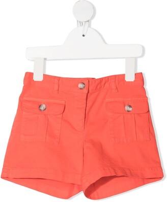 Bonpoint Pocket-Detail Shorts