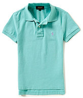 Ralph Lauren Big Boys 8-20 Solid Polo Shirt