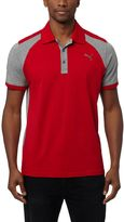 Puma Cotton Jersey Polo Shirt