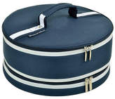 Picnic at Ascot Bold Navy Pie/Cake Carrier