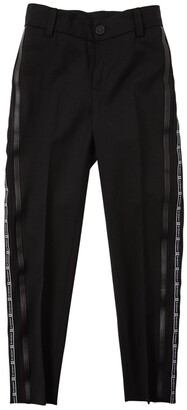 Givenchy Cool Wool Blend Pants