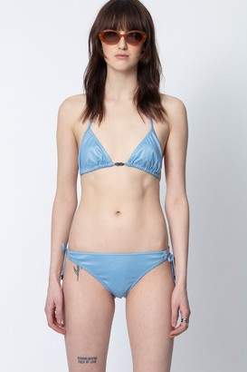 Zadig & Voltaire Blueys Bikini Top