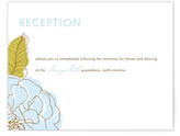 Minted Simple Sophisticate Reception Cards