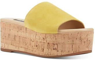 Nine West Vale Flatform Wedges Women Shoes