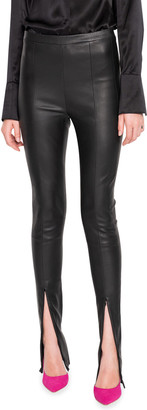 LAMARQUE Londa Stretch Leather Pants