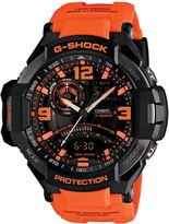 G-shock G-shock Ga-1000-4aer Orange Sports Watch