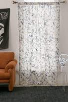 Urban Outfitters Batik Blackout Window Curtain