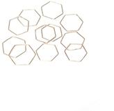 Alternative Polaris Hexagon Rings