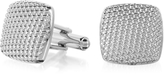 Forzieri Evergreen - Milled Square Cufflinks