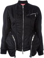 DSQUARED2 oversize pocket bomber jacket