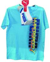 Puma Fast Boys T-Shirt and Crew Socks 2 Piece Set