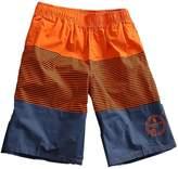 Eleter Men's Summer Beach Shorts Quick Dry Swim Trunks