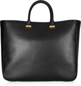 XL Day Luxe leather tote