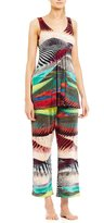 N by Natori Abstract Slinky Jersey Pajamas