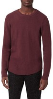 Topman Men's Textured Crewneck Sweater