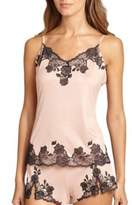 Josie Natori Charlize Lace Embroidered Cami