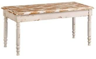 Stein World Oldsmar Bench Color: Cream