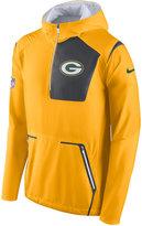 Nike Men's Green Bay Packers Alpha Fly Rush Jacket