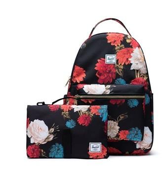 Herschel Nova Sprout Backpack Black Floral