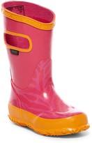 Bogs Zebra Waterproof Rubber Boot (Toddler, Little Kid, & Big Kid)