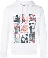 Kenzo portrait hoodie - men - Cotton - M