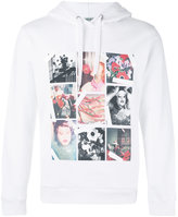 Kenzo portrait hoodie - men - Cotton - S