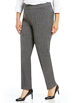 Investments Plus the PARK AVE fit Straight Leg Pant