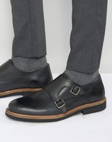 Ben Sherman Garrick Monk Shoes