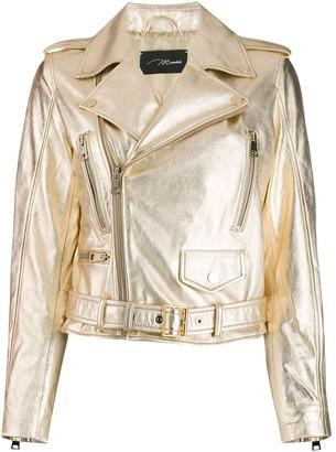Manokhi Biker Jacket