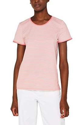 Esprit edc by Women's 049CC1K013 T - Shirt,M