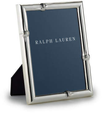 Ralph Lauren Home Bryce Bamboo Frame, 5 X 7