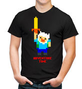 JCPenney Novelty T-Shirts Adventure Time Legend Graphic Tee