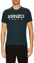 Kenzo Paris Cotton T-Shirt