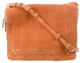 Jerome Dreyfuss Suede Igor Bag