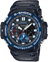 G-Shock Men's Analog-Digital Gulfmaster Black Bracelet Watch 50x53mm GN1000B-1A